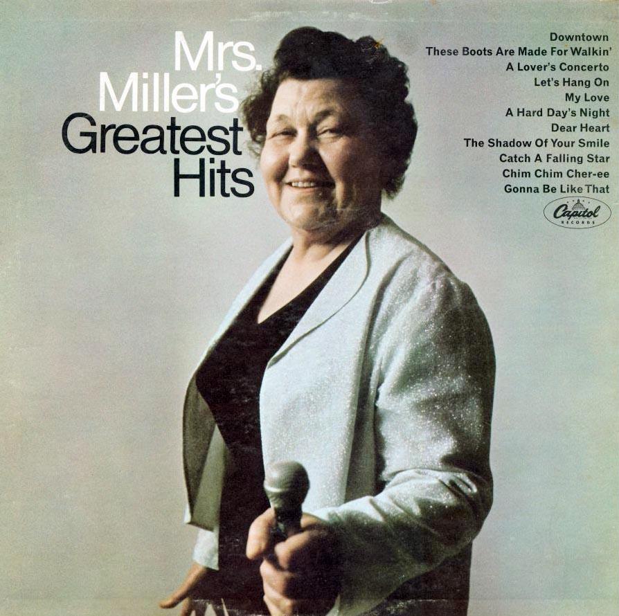 Mrs Miller Mrs Miller Does Her Thing