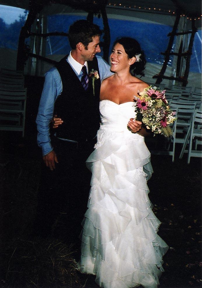 wed in a hurricane