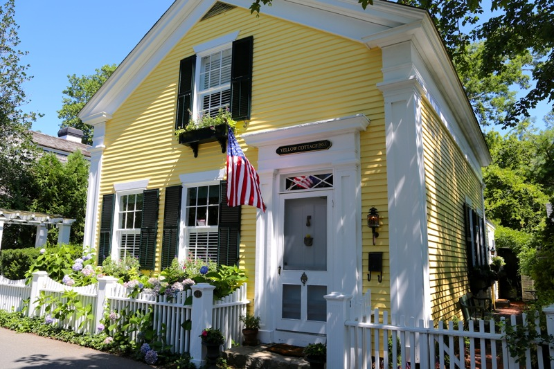 Feeling Blue Over Deterioration Of Yellow Houses The