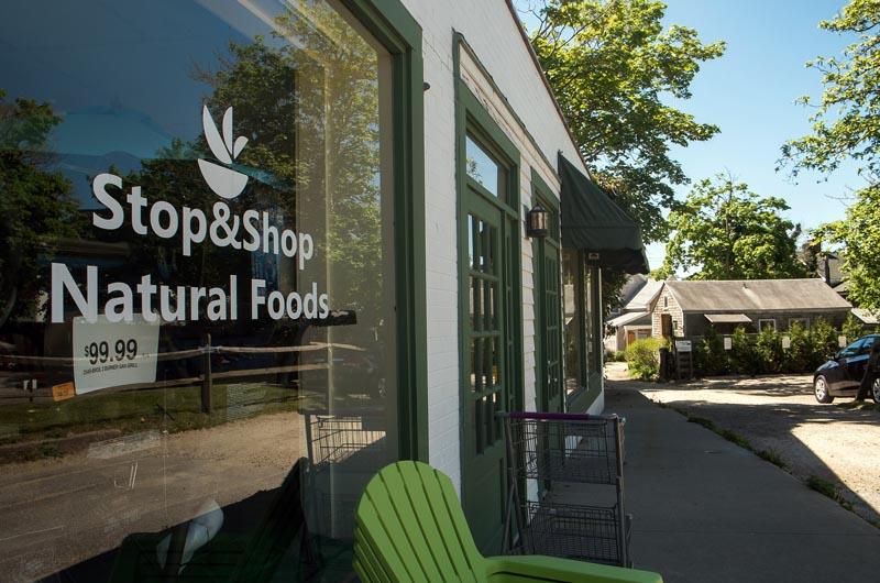Martha S Vineyard Natural Food Store