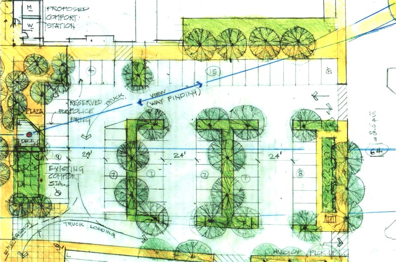 Parking Lot Plan Is Tisbury Puzzle The Vineyard Gazette