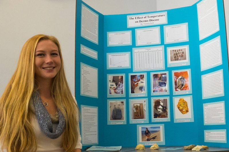 science fair projects for high schoolers