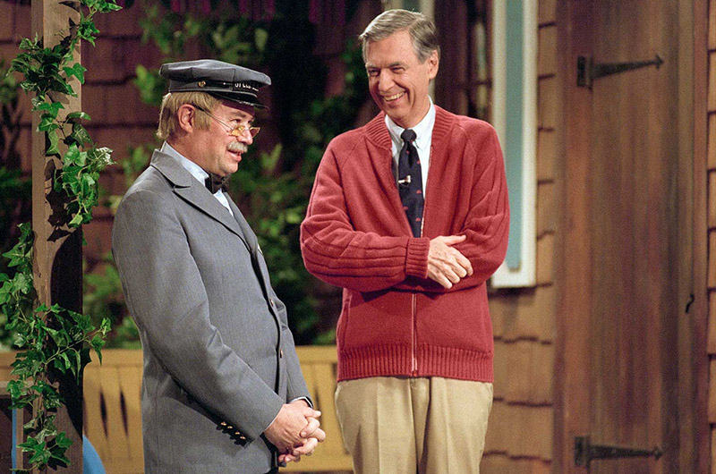 The Vineyard Gazette Martha S Vineyard News New Documentary Goes Deep With Mister Rogers
