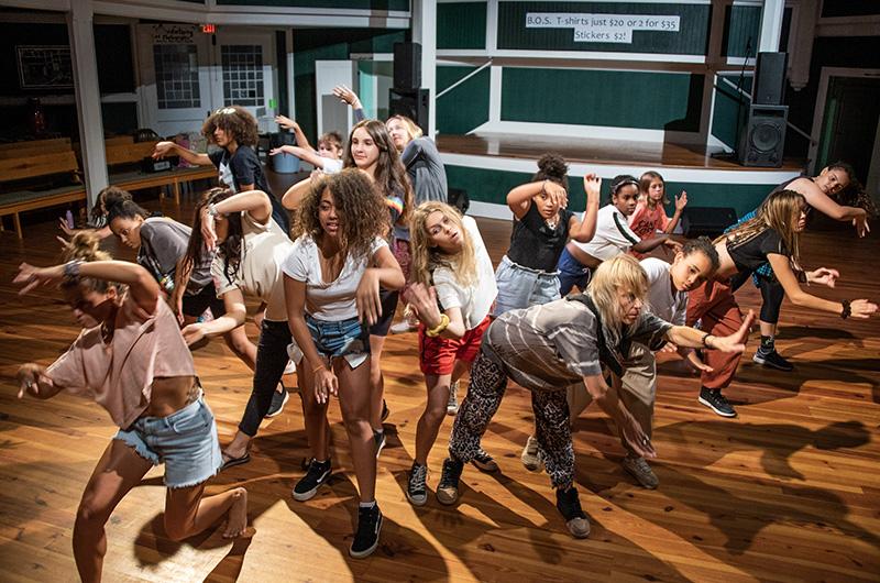 The Vineyard Gazette - Martha's Vineyard News | Dance Fever Heats Up