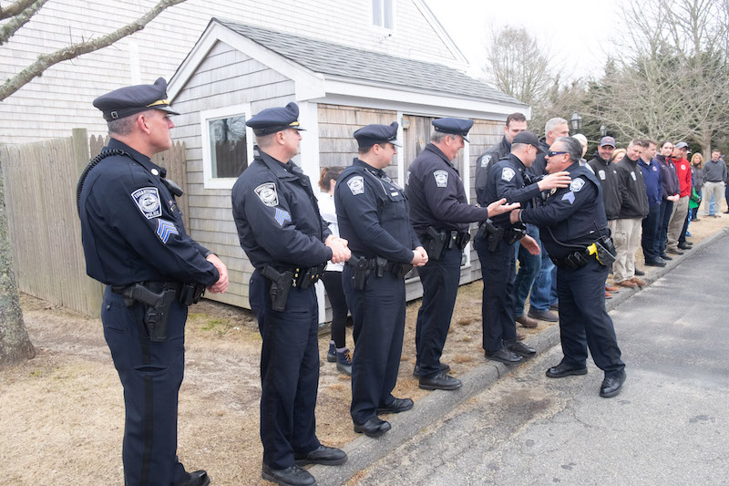 The Vineyard Gazette - Martha's Vineyard News | Police Chief