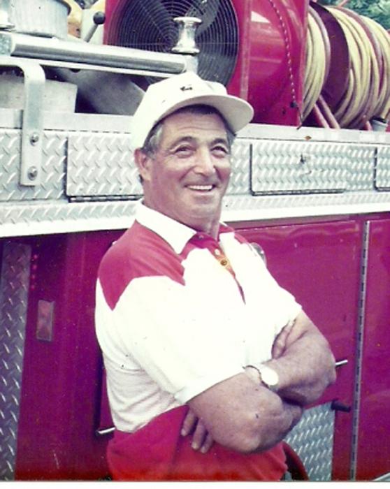 Nelson Amaral firetruck