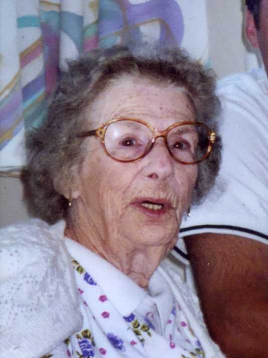 Alberta (Betty) Rose