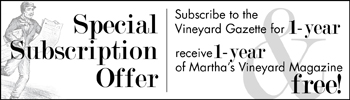 free martha's vineyard magazine