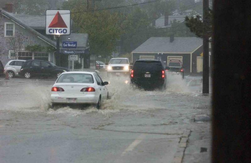 flood car