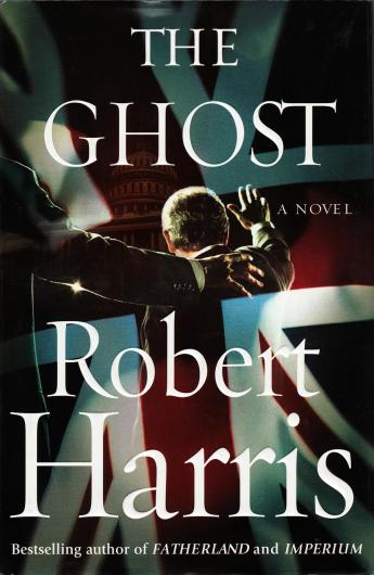 ghost book cover