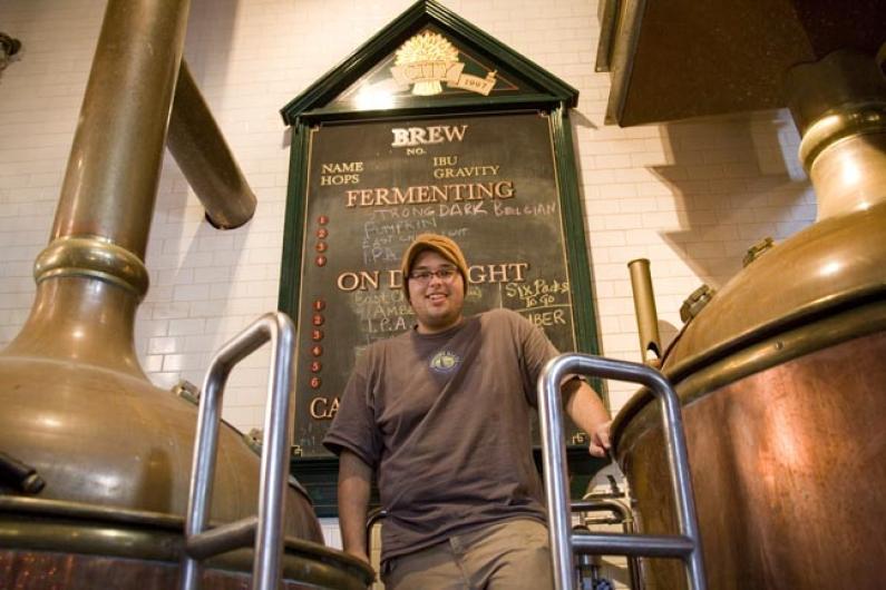 Joe Cleinman brewery