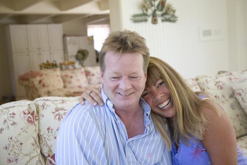 Paul Hudson, Linda Jackson