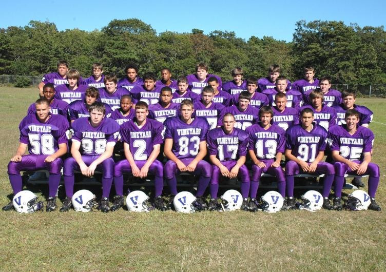 junior varsity football team