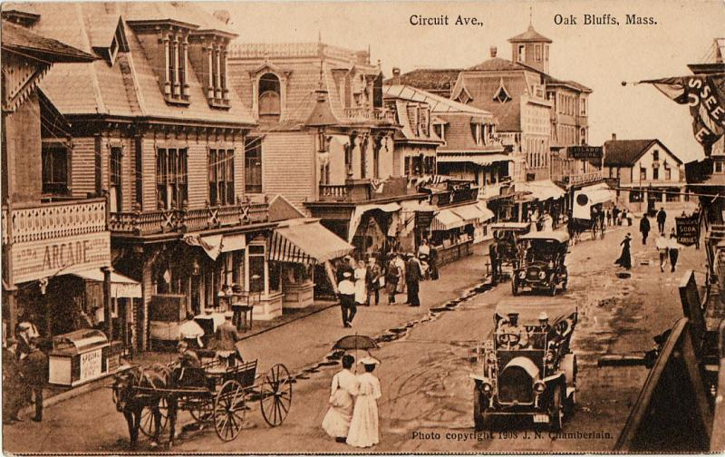 Circuit Ave, Oak Bluffs