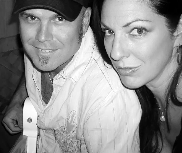 Judd Fuller and Dana Radley