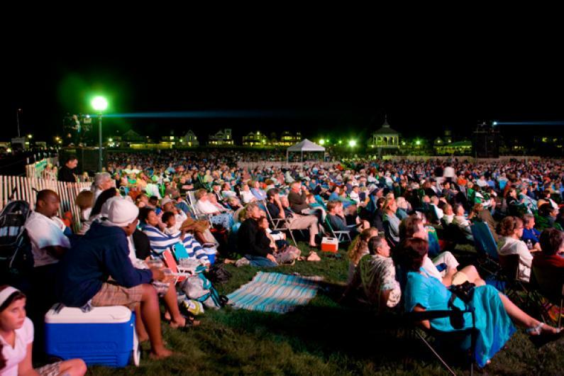 Boston Pop Event in Ocean Park