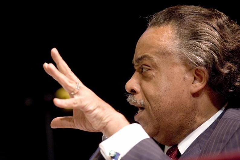 Reverend Sharpton