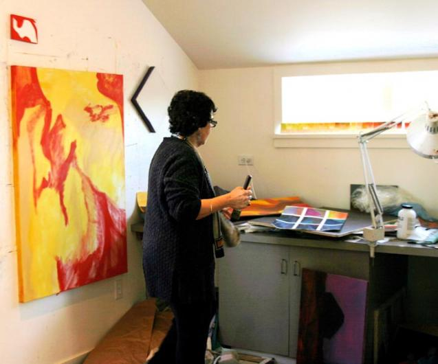 Dawn Greeley famous artist