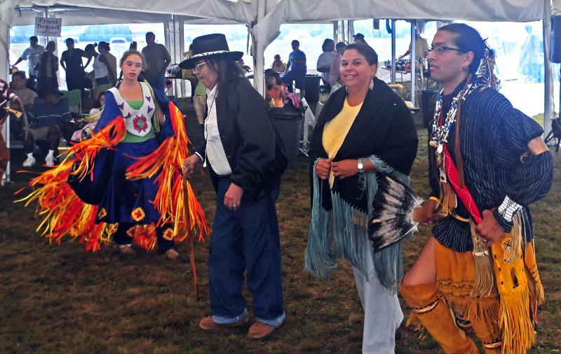 Wampanoag Powwow