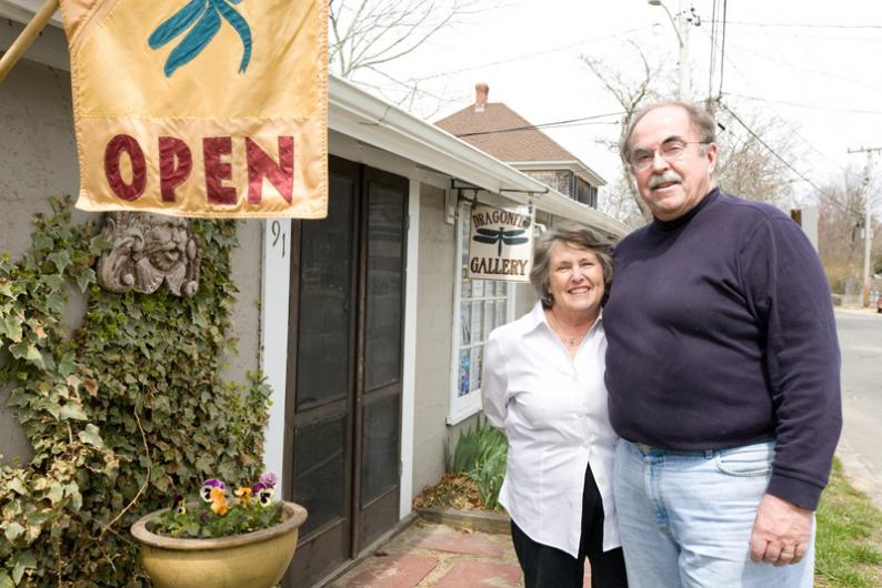 Susan and Don