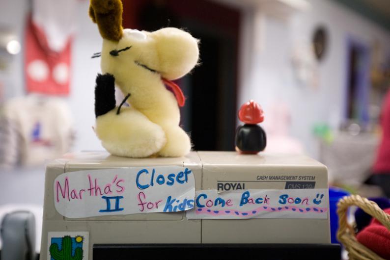 Martha's Closet II closes