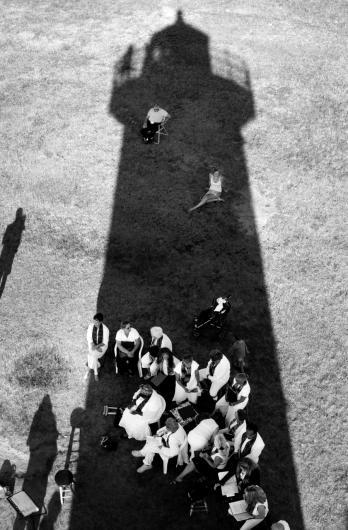 East Chop Lighthouse shadow