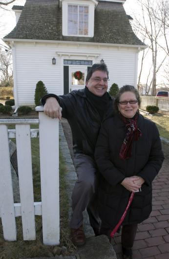 Stephanie Burke & Kevin Ryan