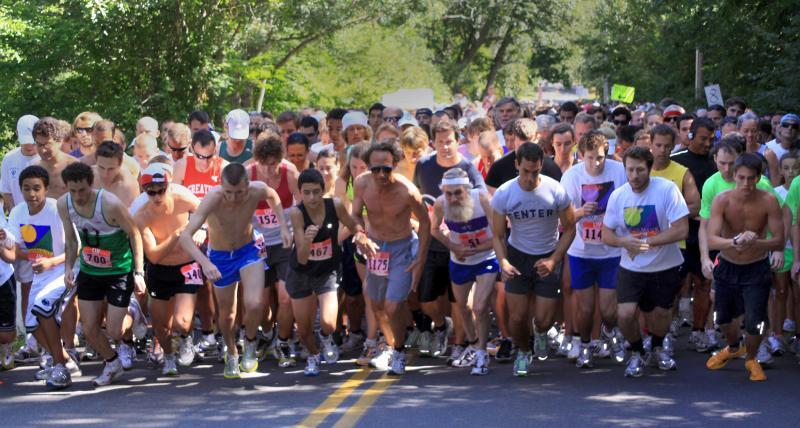 starting runners