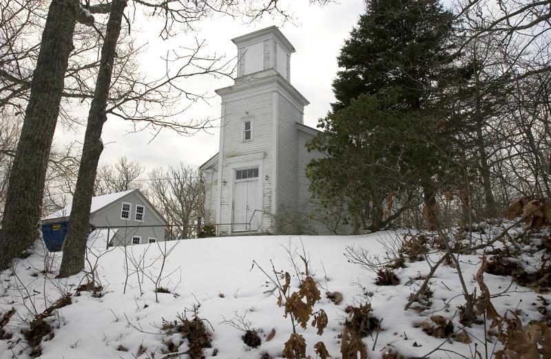 Lambert's Cove Church
