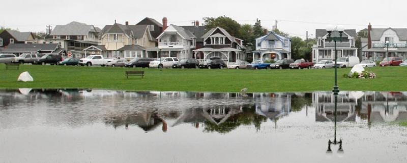 Ocean Park houses