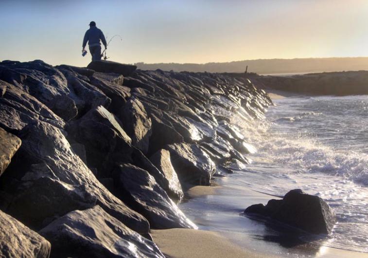 jetty fisherman