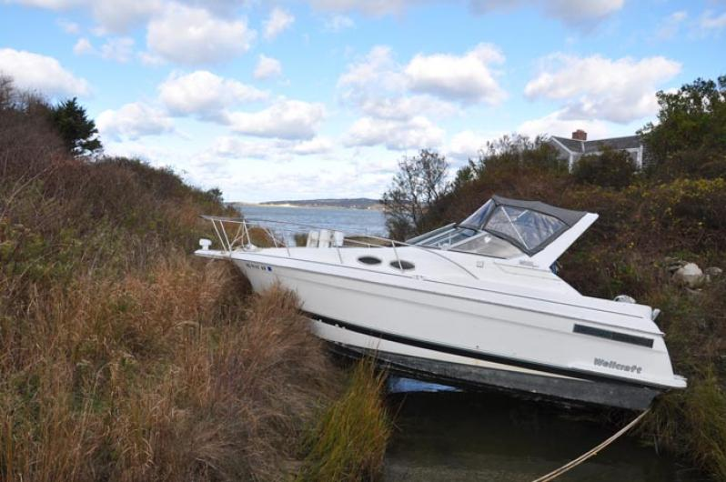boat casualty noreaster