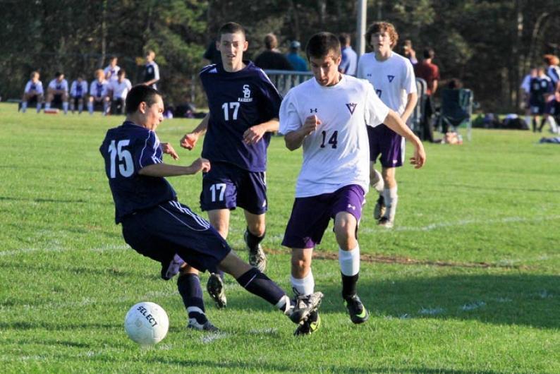 Marc Natichioni boys high school soccer