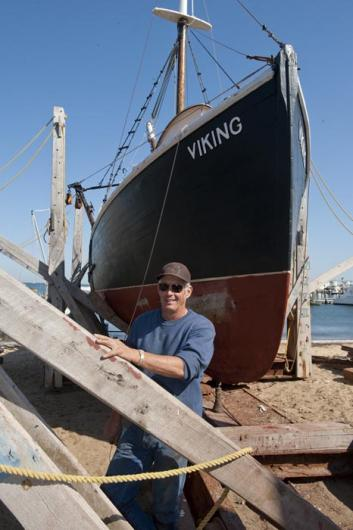 Craig Coutinho fishing boat Viking