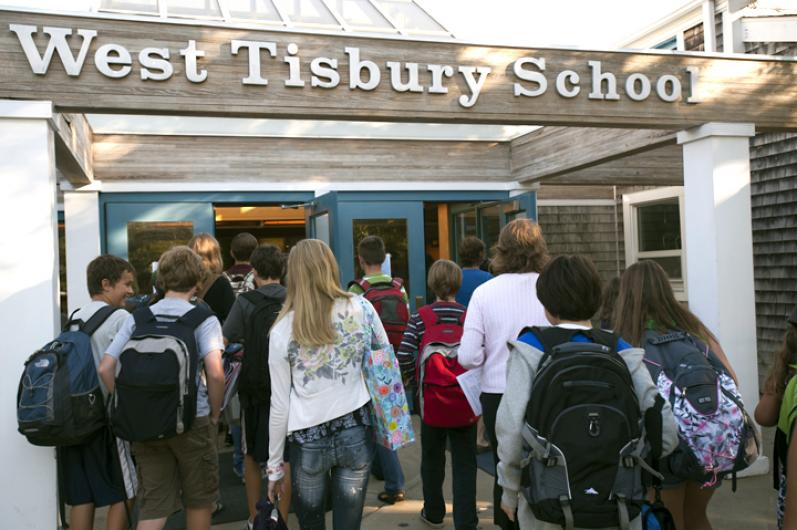 west tisbury school