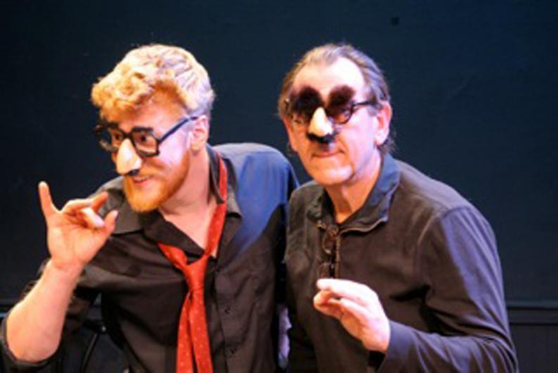 actors fake noses