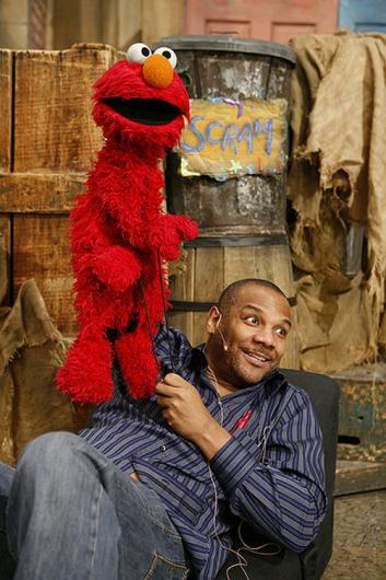 Elmo Kevin Clash