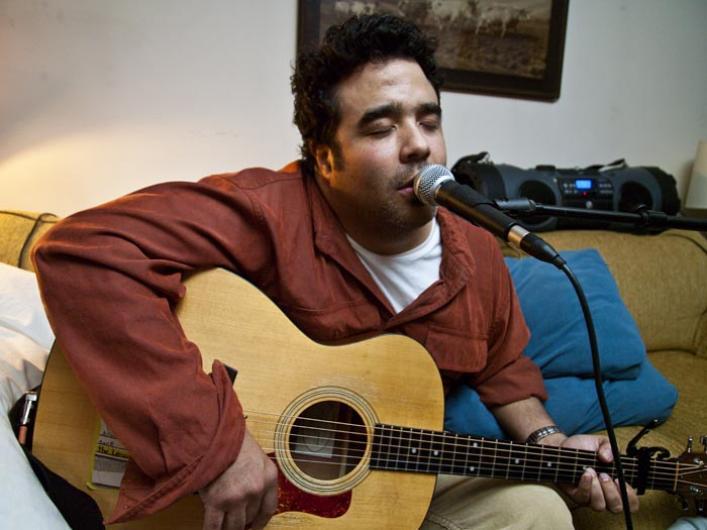 guitarist Erich