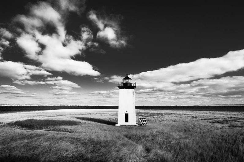 Long Point Light.