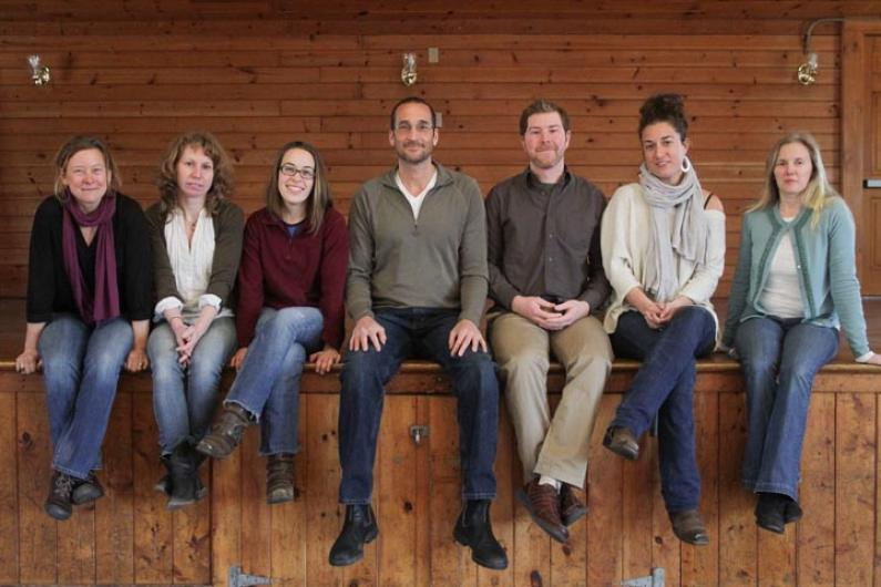 Lindsey Scott, Molly Coogan, Anna Merhalski, Thomas Bena, Brian Ditchfield, Brooke Ditchfield,