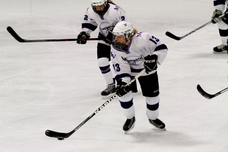 Lizzie Kelleher ice hockey