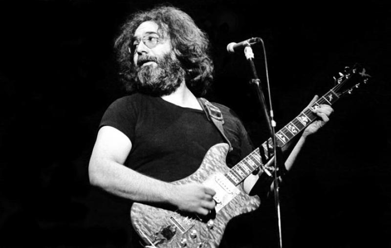 Jerry Garcia, James Shive