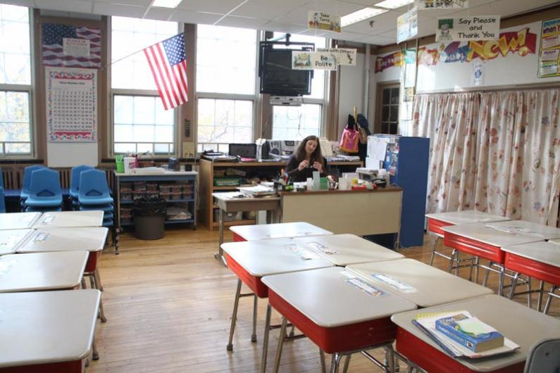 More classroom space is just one of the primary needs.