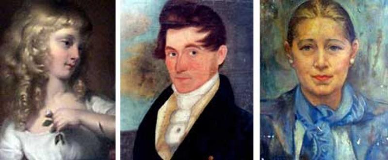 island portraits