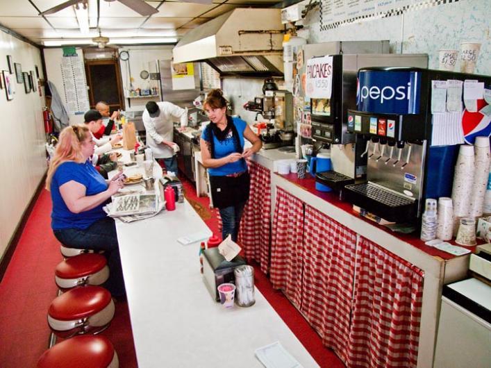 dock street diner