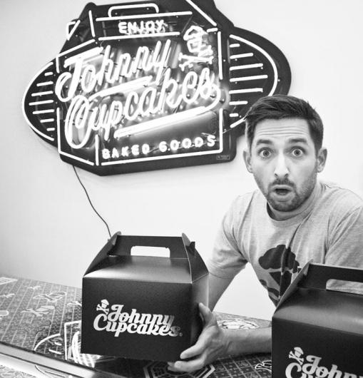 John Earle Johnny Cupcakes)