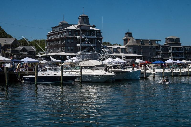 Harborfest, Oak Bluffs Harbor, Martha's Vineyard