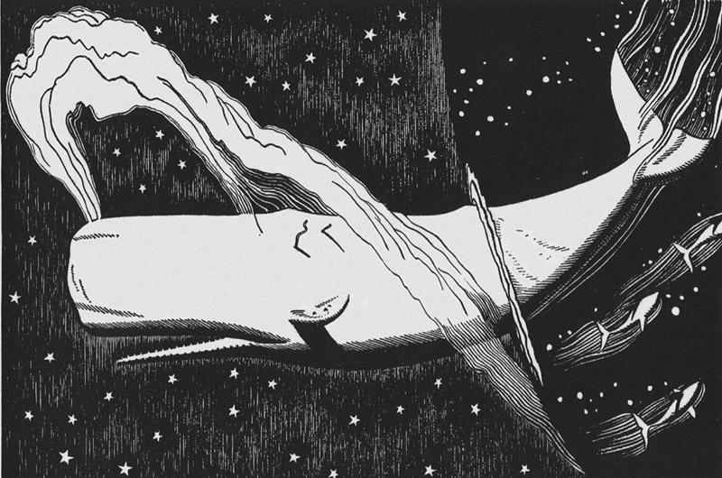 Ahab mobydick