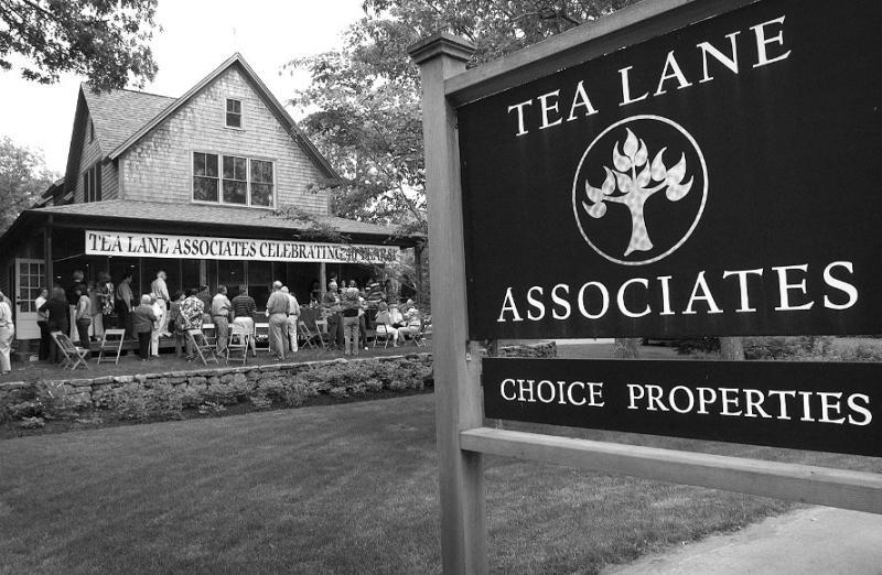 Tea Lane Associates building