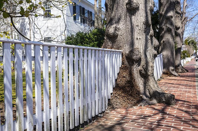 Edgartown sidewalks